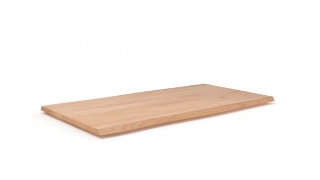 Tischplatte nach Maß - Daloa (Baumkante)