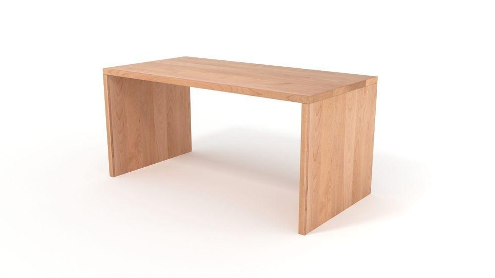 esstisch nach ma london esstisch mit massiven beinplatten. Black Bedroom Furniture Sets. Home Design Ideas