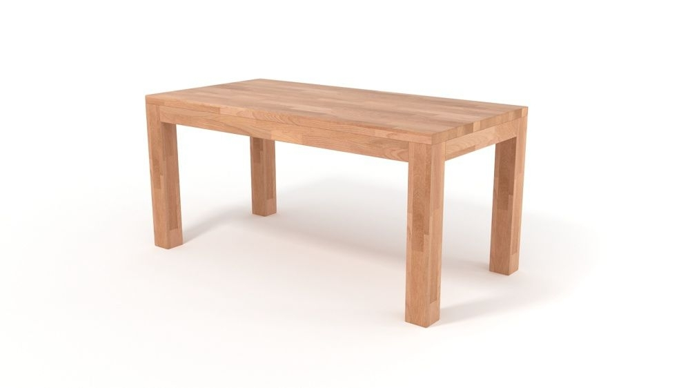 esstisch nach ma moskau tisch aus massivholz mit. Black Bedroom Furniture Sets. Home Design Ideas